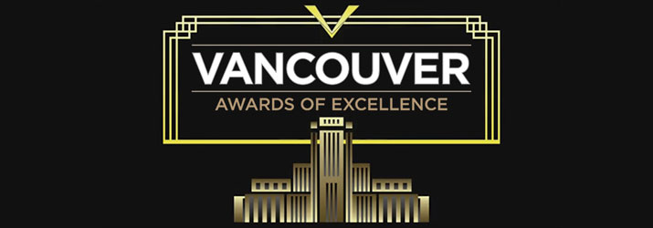 2016 City of Vancouver Award of Excellence recipient